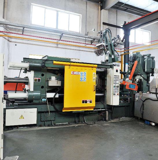 Aluminum die casting machine-Die Casting-Equipment