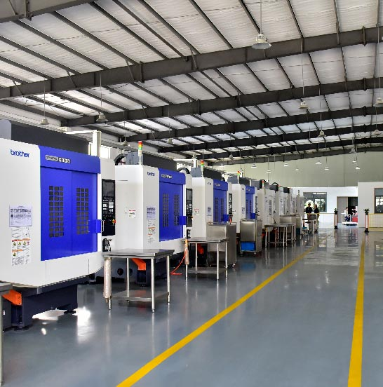 CNC Machining-Vacuum Die Casting-Equipment