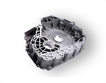 Die cast engine housing-Die Casting-Project