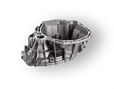 Die cast engine part-Vacuum Die Casting