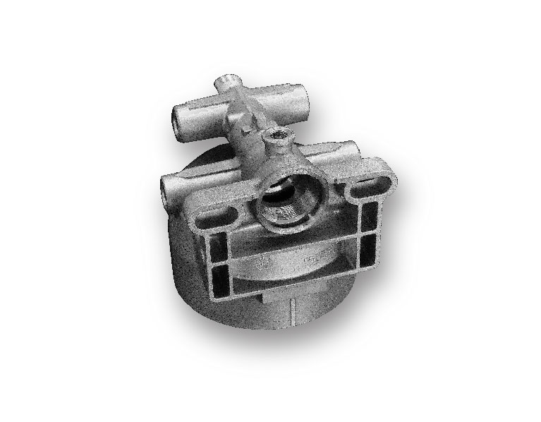 Die casting engine-Die Casting-Project