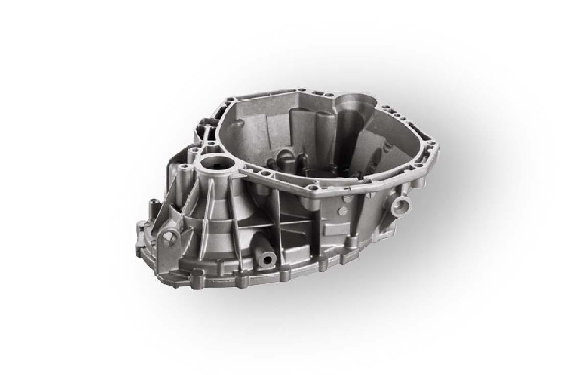 Engine component-Automotive casting-Project