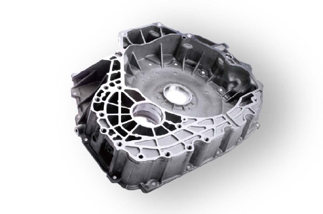 Engine housing-Automotive casting-Project