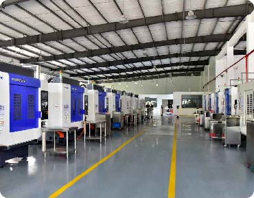 High Precision CNC Machines