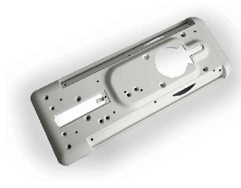 Medical Cover-Die Casting-Part