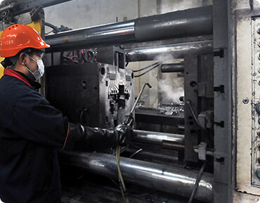 Pressure Die Casting Machine--AC-Advanced Equipment
