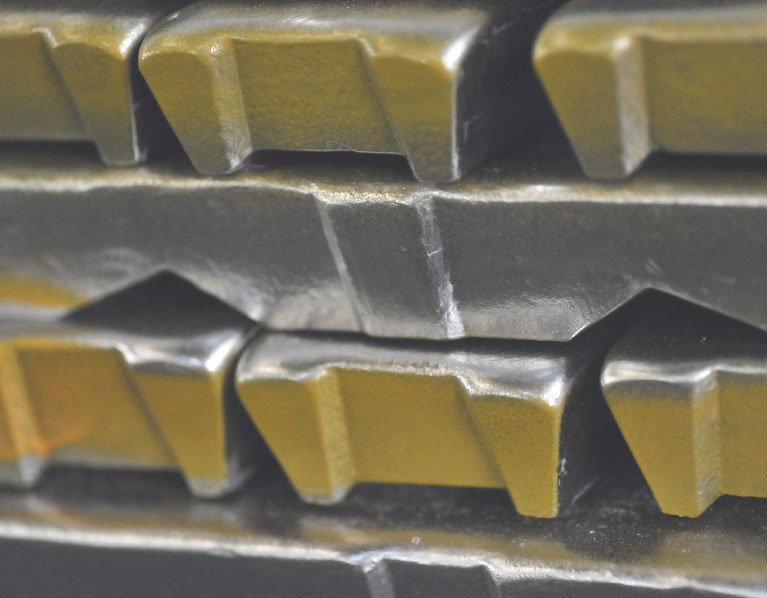 Strict Metal Material Control-Marine Casting-Capability