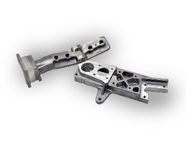 braket by die casting tooling-DCT-Part