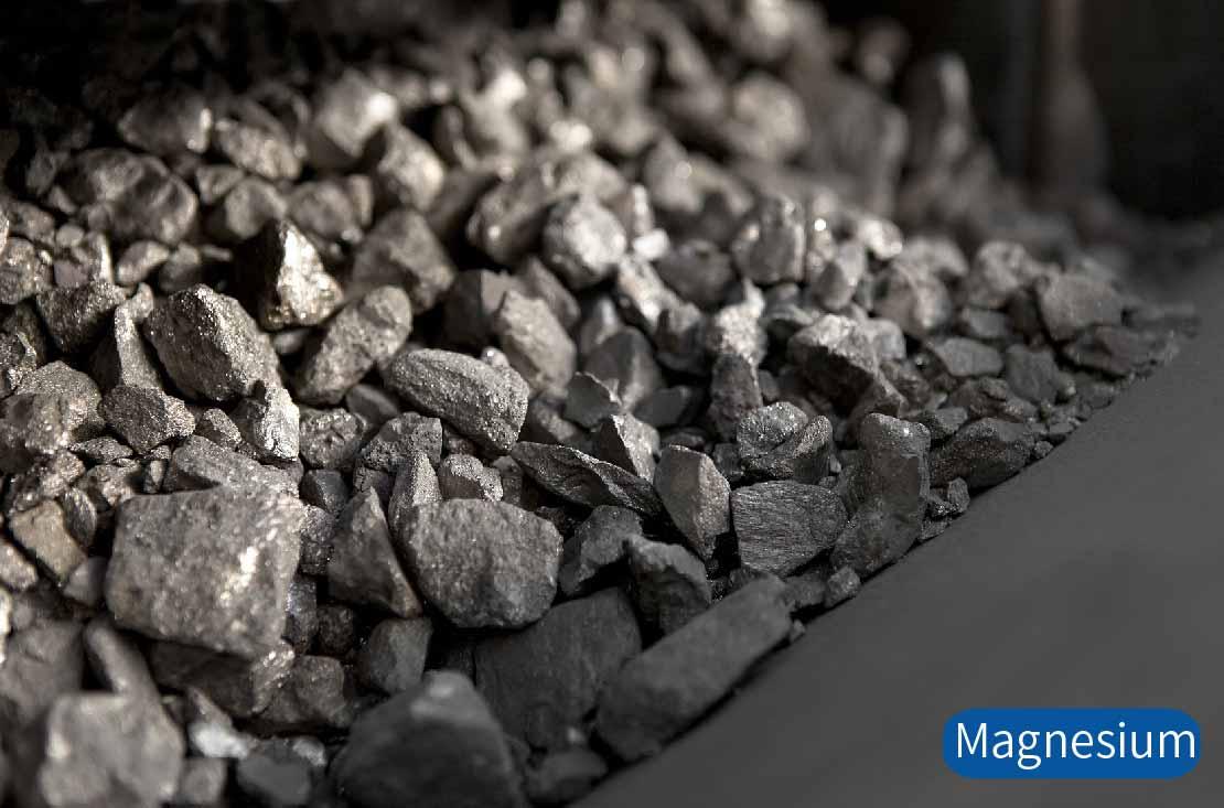 Magnesium Die Casting Material
