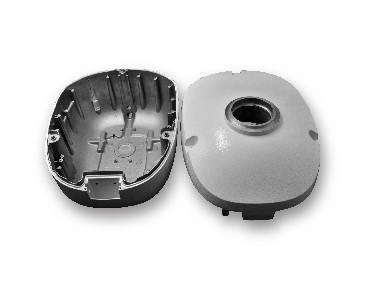 radar cover by die casting tooling-DCT-Part