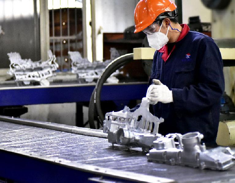 Aluminum Die Casting Process-Die Cast Gears-Capability