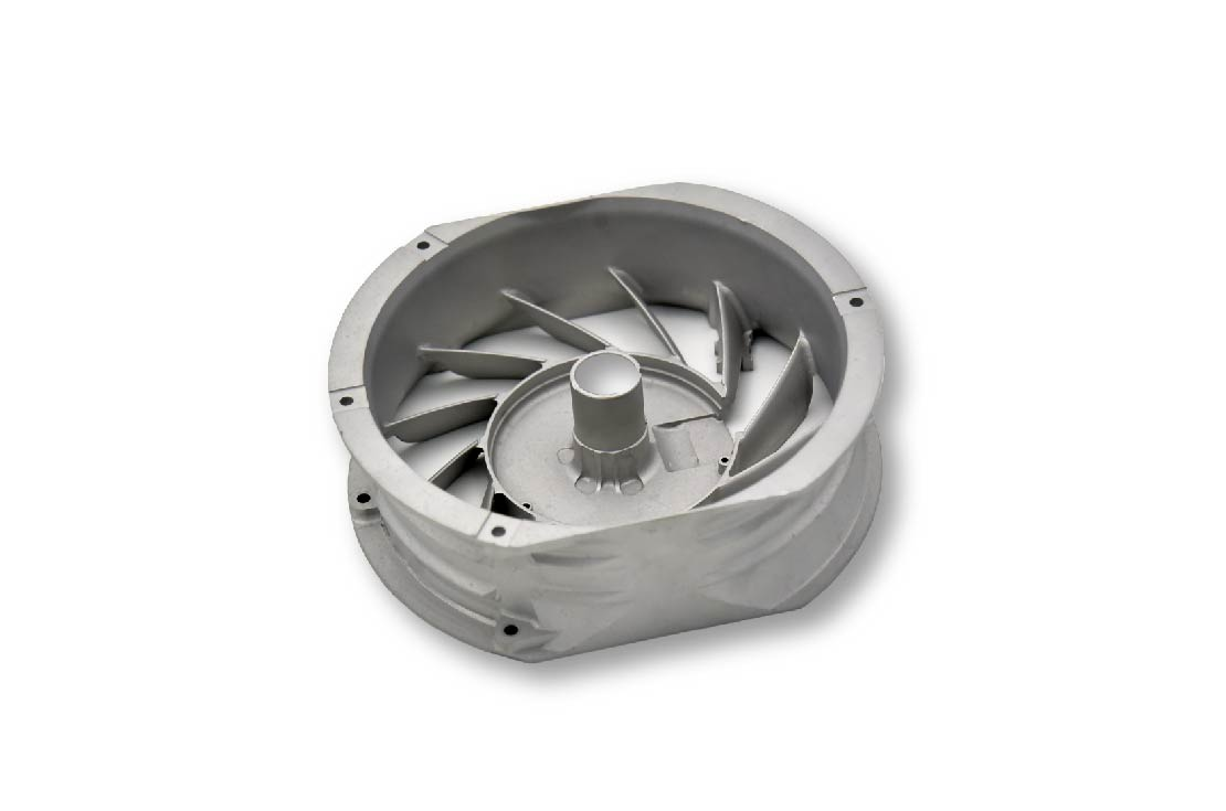 Die Cast Gears for industrial fan-Parts