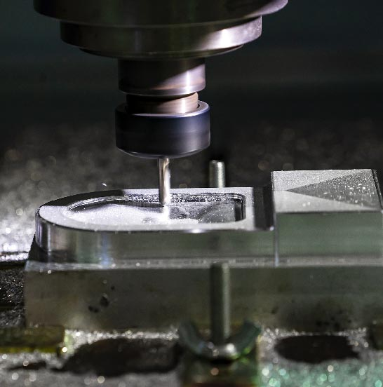 Precision CNC Machining -ADC-Equipment