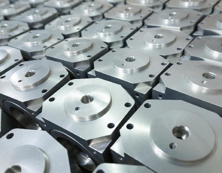 Surface Finishing-Aluminum Die Casting