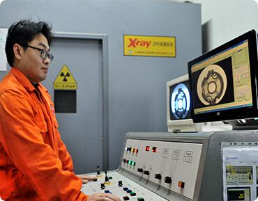 X-ray for porosity test-Die Cast Frame-Advanced Equipment