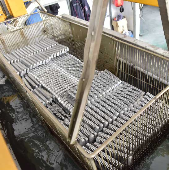 cleaning-line-Machined-Casting-Equipment