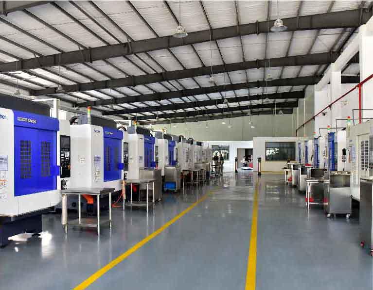 Advanced set of CNC Precision Machines