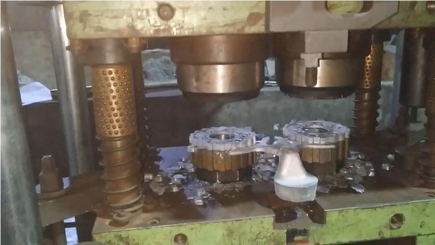 Trimming Die For Aluminum Die casting Prototype Manufacturing