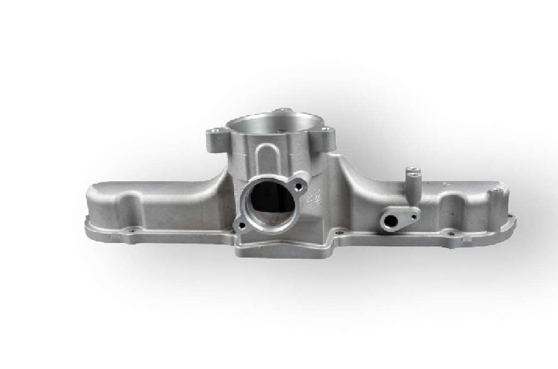 Engine-intake-tube-Aluminum-die-casting-parts-Project