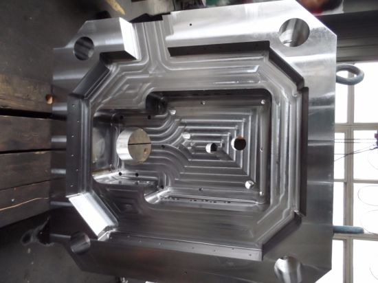 Die casting mold base made of Steel