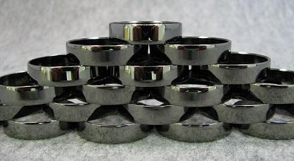 Black Nickel Plating Aluminum
