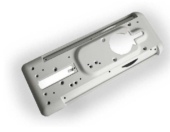 High-precision-diecast-aluminum-enclosures