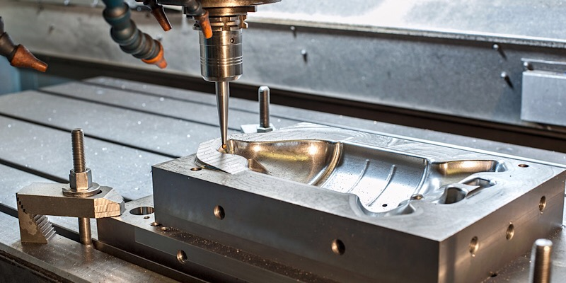 Prototyping die casting mold