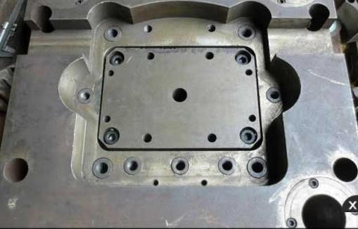 Unit die casting mold