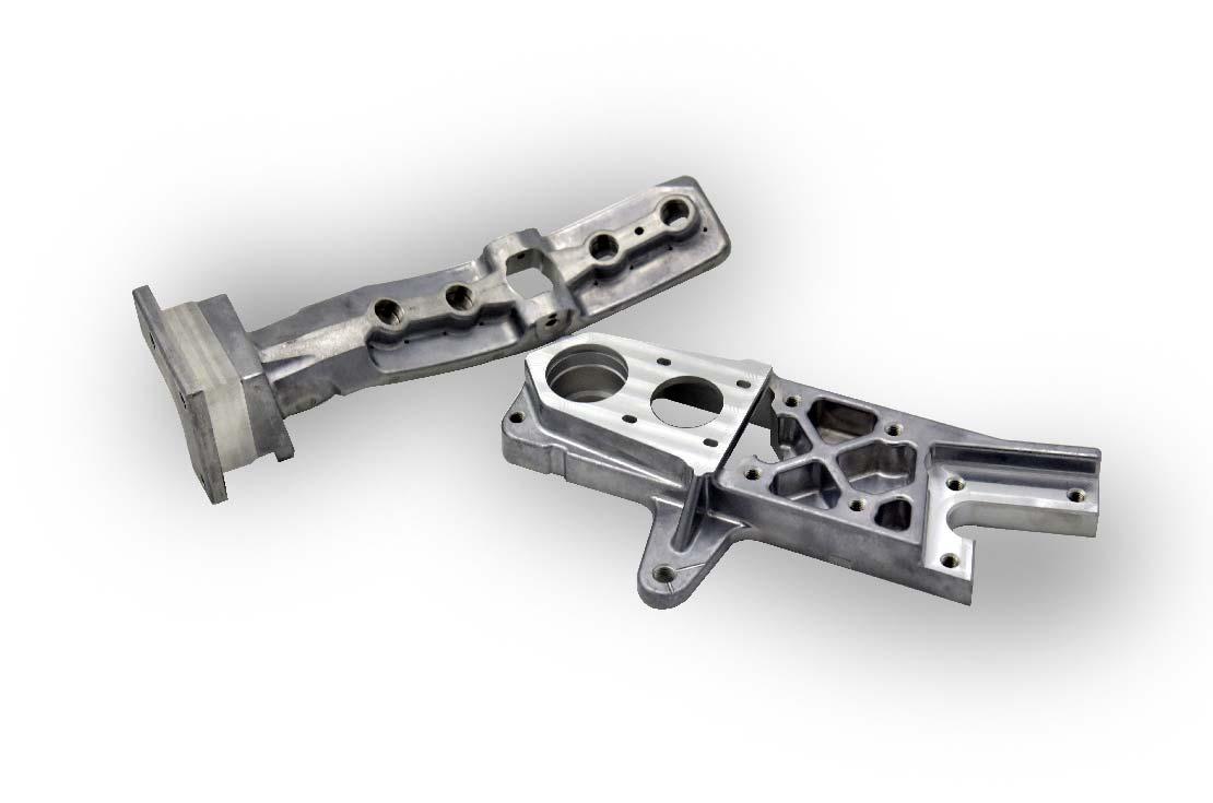 Medical-Scanner-base-Aluminum-Die-Casting-Parts-Part