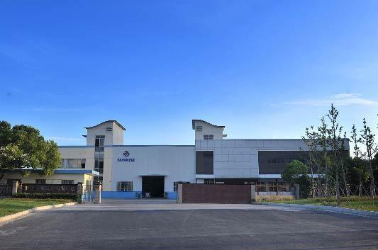 Sunrise Metal building-aluminum die casting and machining facility