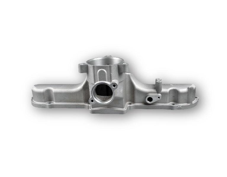 Aluminum-Die-cast-engine-Intake-tube-Die-Casting-Service