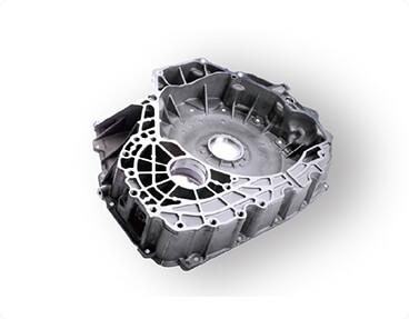 Aluminum-Die-cast-engine-housing-Die-Casting-Service
