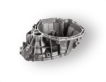 Aluminum-Die-cast-engine-part-Die-Casting-Service
