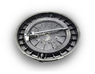 Aluminum-Diecast-Radar-Aluminum-Die-Casting-Parts-Manufacturer