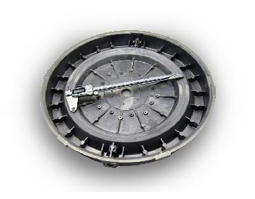 Aluminum-Diecast-Radar-Aluminum-Die-Casting-Service