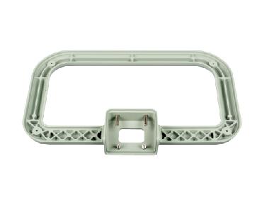 Aluminum-Diecast-frame-Aluminum-Die-Casting-Parts-Manufacturer
