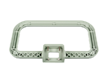 Aluminum-Diecast-frame-Pressure-Die-Casting-Manufacturer