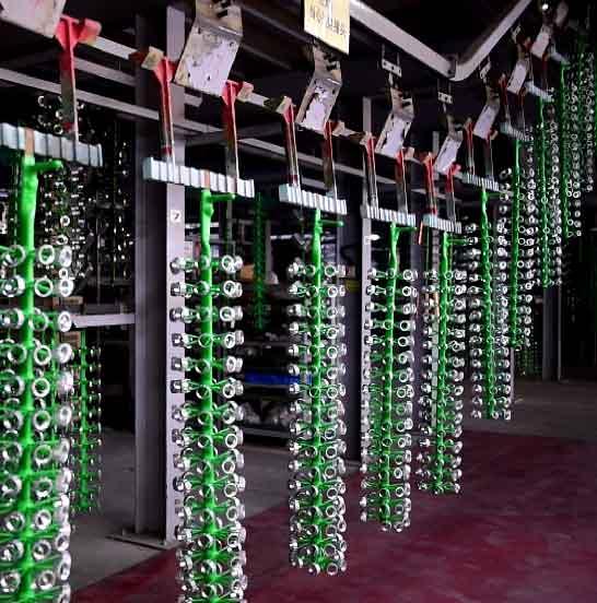 Aluminum-Plating-Line-Aluminum-Die-Casting-Service