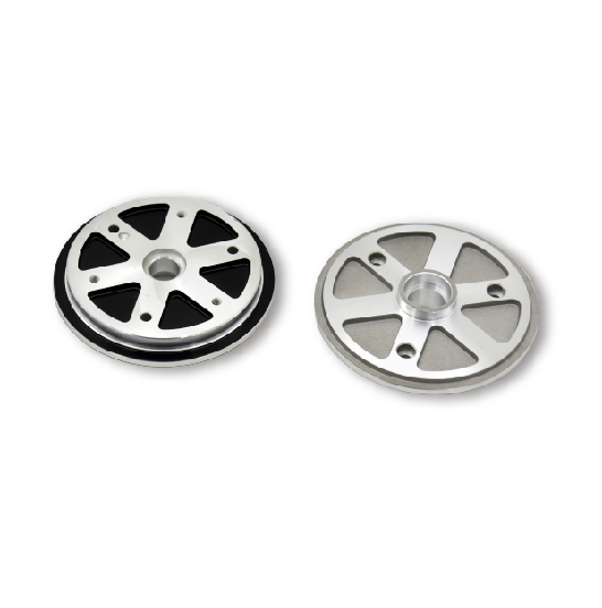 Aluminum-Prototype-Robot-Wheel-Aluminum-Prototype-Manufacturer