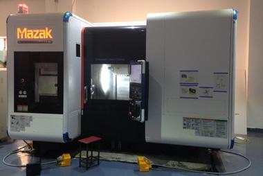 Sunrise Metals 7 axis CNC machining center