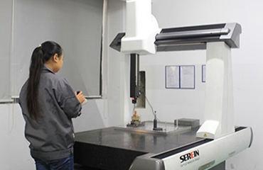 CMM Equipment for aluminum die casting prototypes