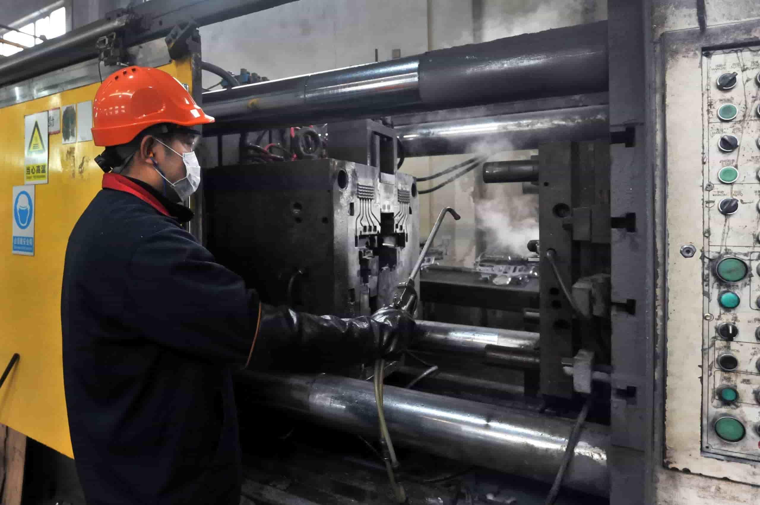 Aluminum die casting facility
