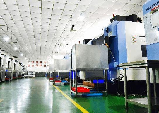 Sunrise Metal CNC Precision Machining Shop