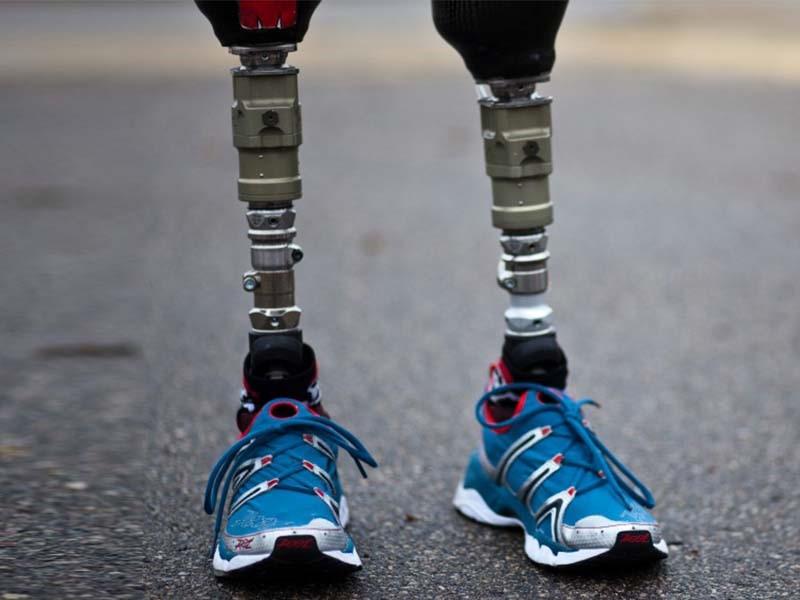 Artificial Leg Prototype