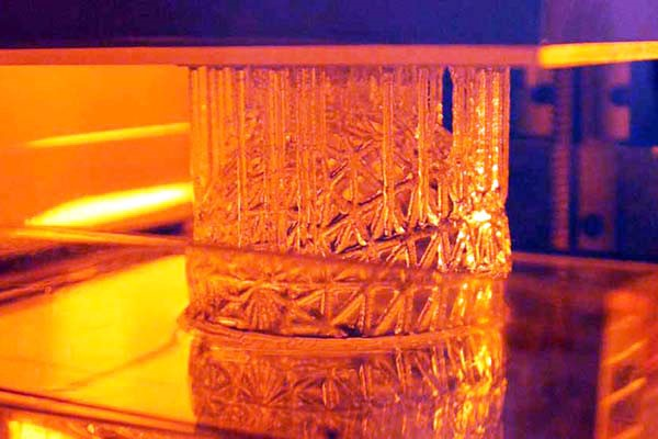 Stereolithography of rapid prototyping