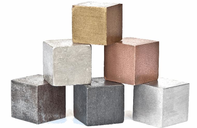 Materials Offered by Sunrise Metal