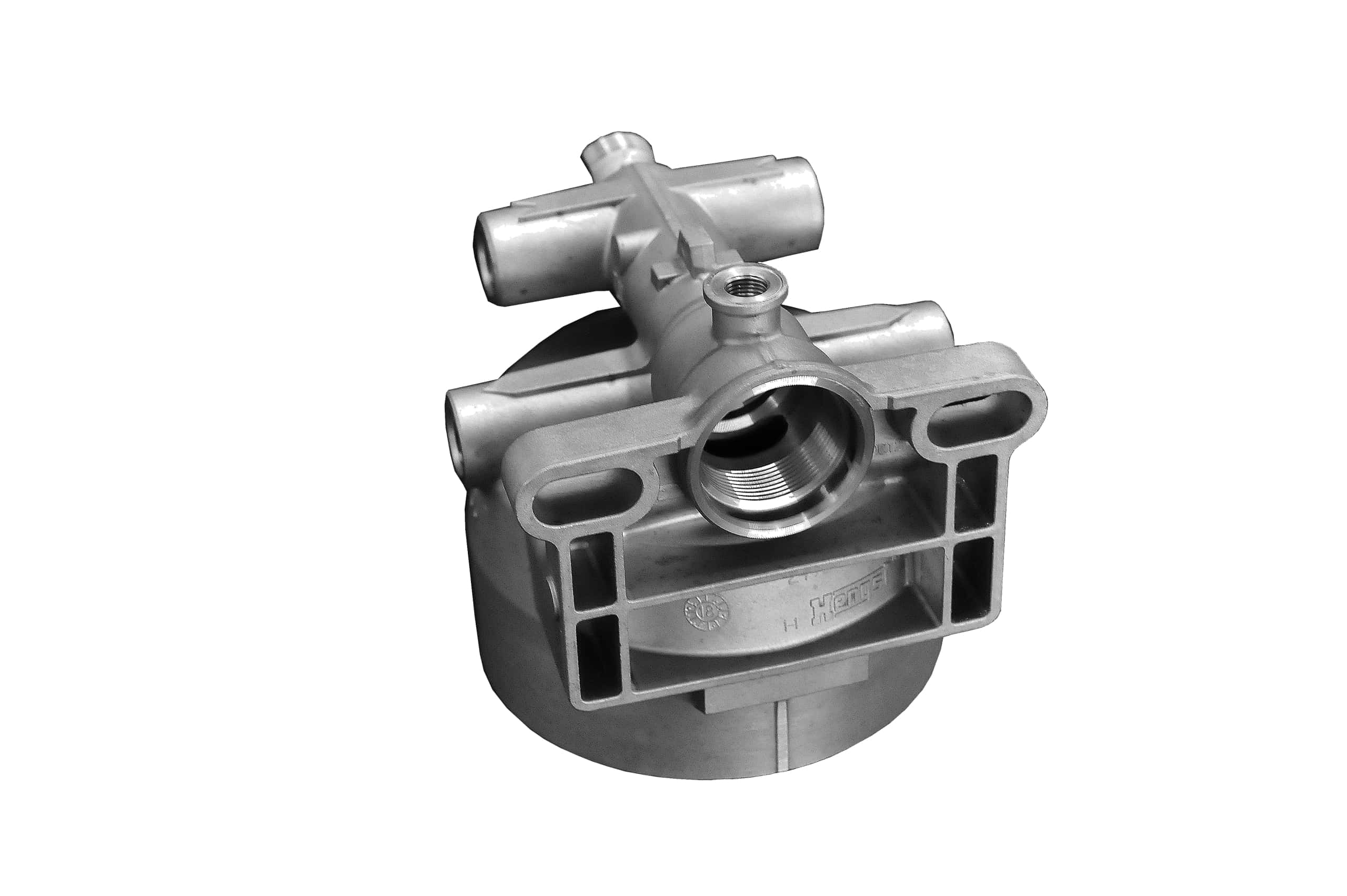 Die casting filter housing-Automotive Sector