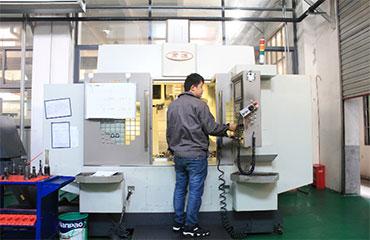 High Precision CNC machine