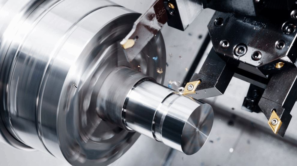 CNC Turning Process