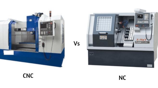 CNC Machining versus NC Machining